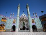 Mešita ve městě Aran o Bigdol