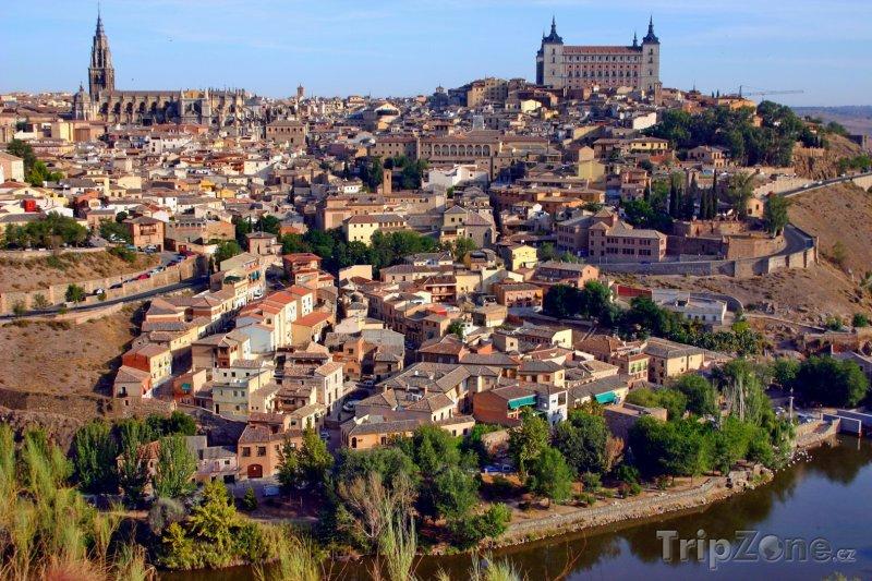 Fotka, Foto Město Toledo (Španělsko)