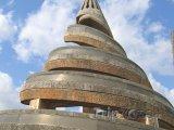 Moderní architektura v Kamerunu