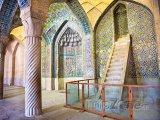 Modlitebna Vakílovy mešity v Širázu