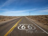 Mohavská poušť, Route 66