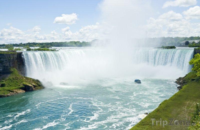 Fotka, Foto Niagarské vodopády (Kanada)