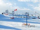 Olympijský park v Calgary