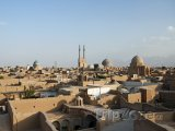 Panorama města Jazd