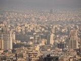 Panorama Teheránu