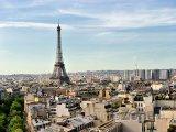 Paříž panorama