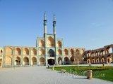 Páteční mešita ve městě Jazd