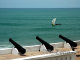 Pevnost Cape Coast Castle