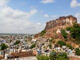 Pevnost Mehrangarh v Džódpuru