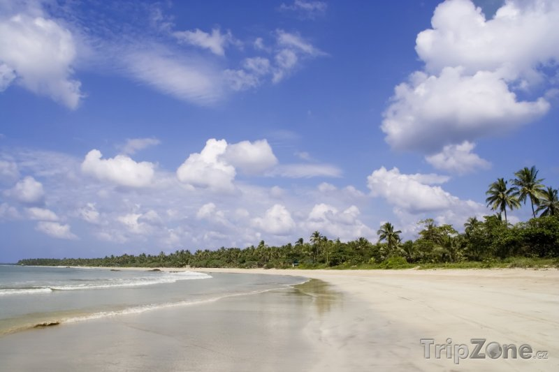 Fotka, Foto Pláž Ngwe Ssaung (Barma)