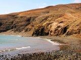 Pobřeží ostrova Lanzarote