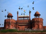 Red Fort v Dillí