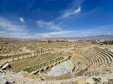 Římský amfiteátr v Timgadu