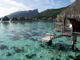 Sheraton resort na ostrově Moorea