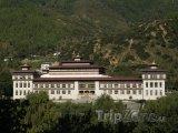 Sídlo parlamentu v Thimphu