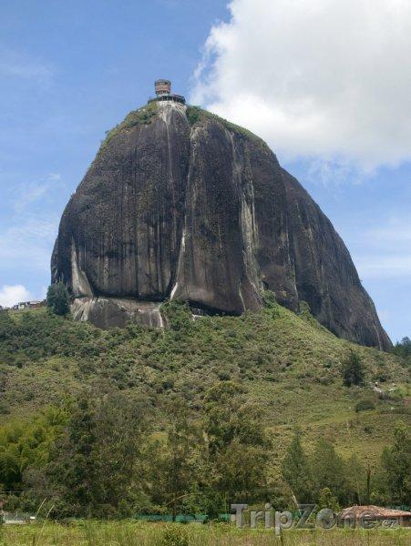 Fotka, Foto Skála Guatape (Kolumbie)