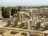 Starověké město Persepolis