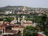 Tbilisi panorama