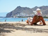 Tenerife, Playa de la Teresitas
