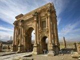 Trajanův oblouk v Timgadu