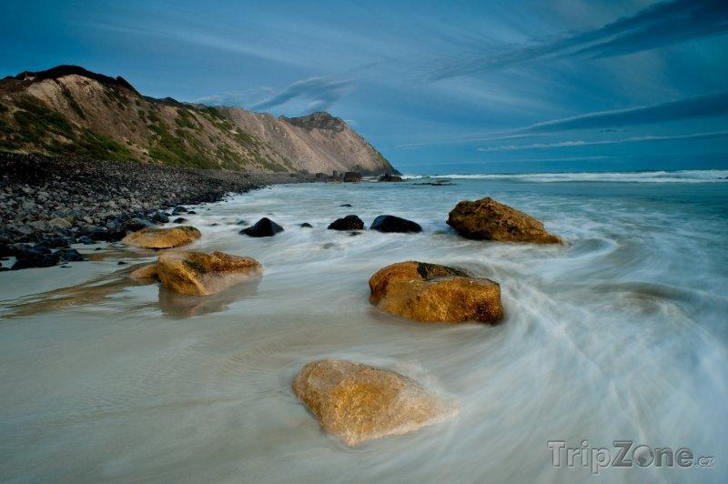 Fotka, Foto Útesy (Nový Zéland)