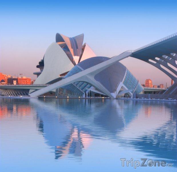 Fotka, Foto Valencie, muzeum v Městě umění a věd (Španělsko)