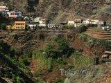Vesnička v horách