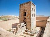 Věž Ka'ba-je Zardošt v Nakš-e Rustamu