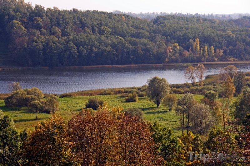 Fotka, Foto Viljandské jezero (Estonsko)