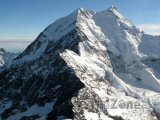 Vrchol jižních Alp