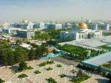 Ašchabad panorama