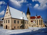 Bardejov, kostel sv. Egídia