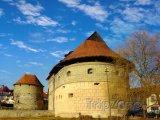 Bardejov, staré hradby