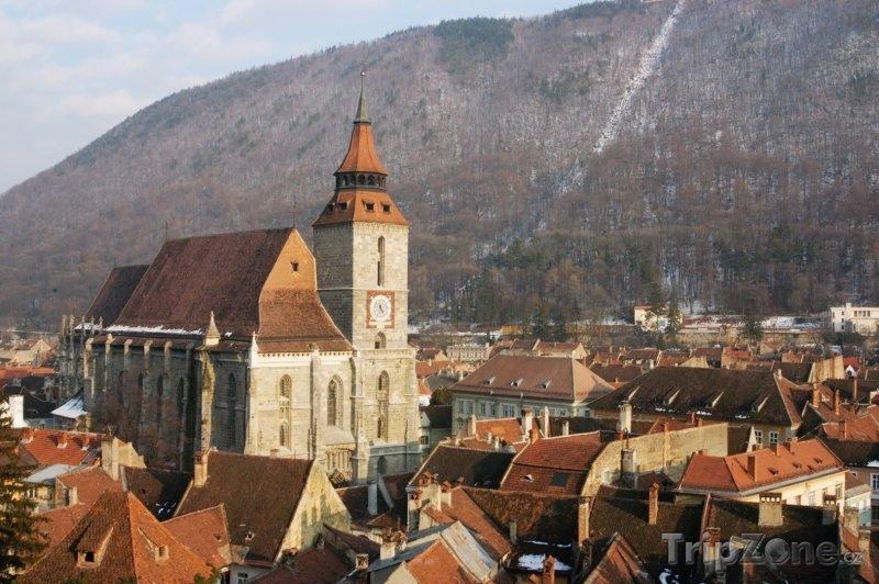 Fotka, Foto Brašov, Černý kostel (Rumunsko)