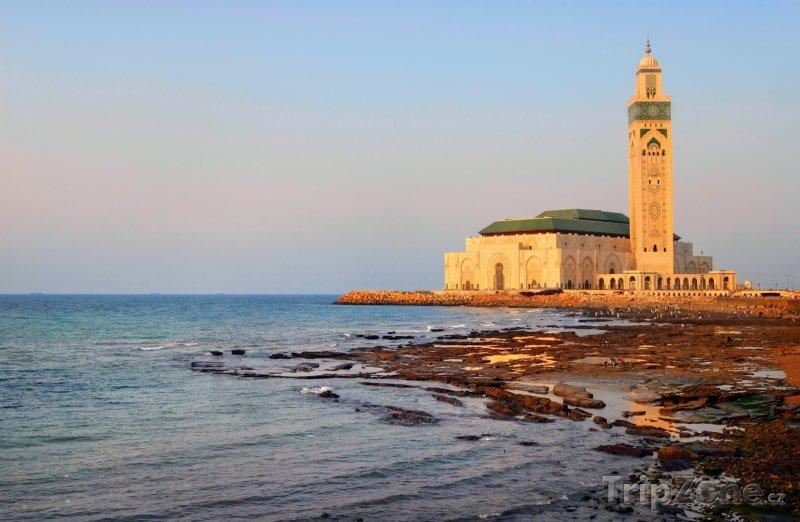 Fotka, Foto Casablanca, mešita Hasana II. (Maroko)