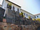 Domy u chrámu Koricancha