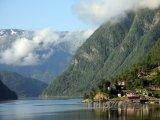 Hardangerfjord, obec Ulvik