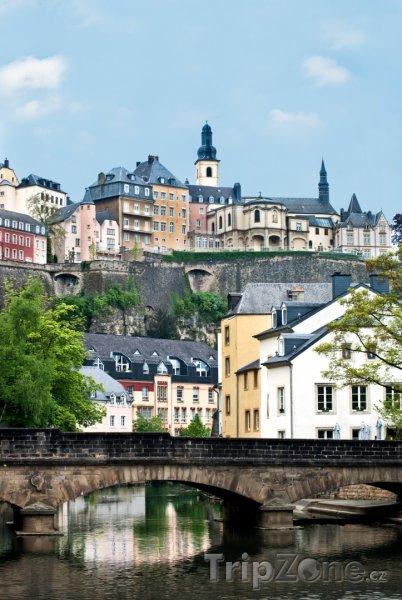 Fotka, Foto Historická část města (Lucemburk, Lucembursko)