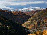 Hory v regionu Mavrovo