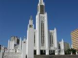 Katedrála ve městě Maputo