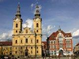Kostel Mindszent ve městě Miskolc
