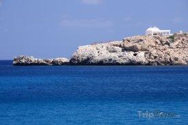 Kostel na útesu