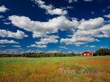 Krajina švédského venkova