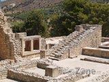 Kréta, archeologická lokalita Knóssos