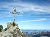 Kříž na vrcholu Gerlachovského štítu
