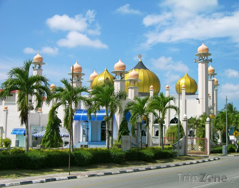 Fotka, Foto Kuah, mešita Al-Hana (Malajsie)