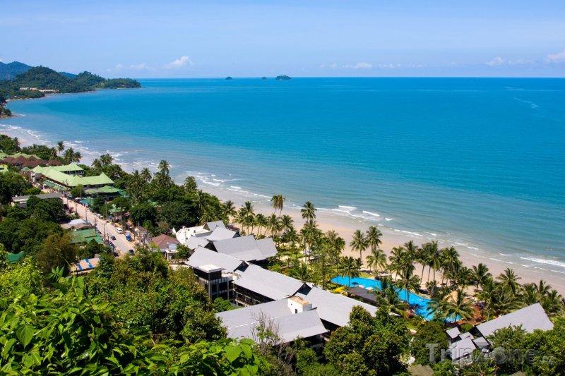 Fotka, Foto Letovisko na ostrově Koh Chang (Thajsko)