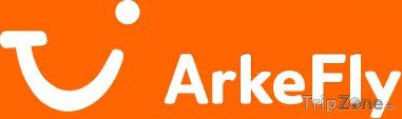 Fotka, Foto Logo společnosti ArkeFly