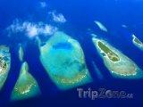 Maledivské atoly