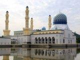 Mešita v Kota Kinabalu